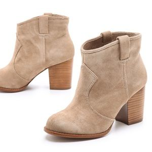[Splendid] Lakota Suede Ankle Booties